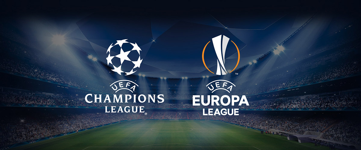 Champions League & Europa League draws