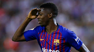 BARCELONA CHIEF CONFIRMS DEMBELE WILL NOT LEAVE IN JANUARY