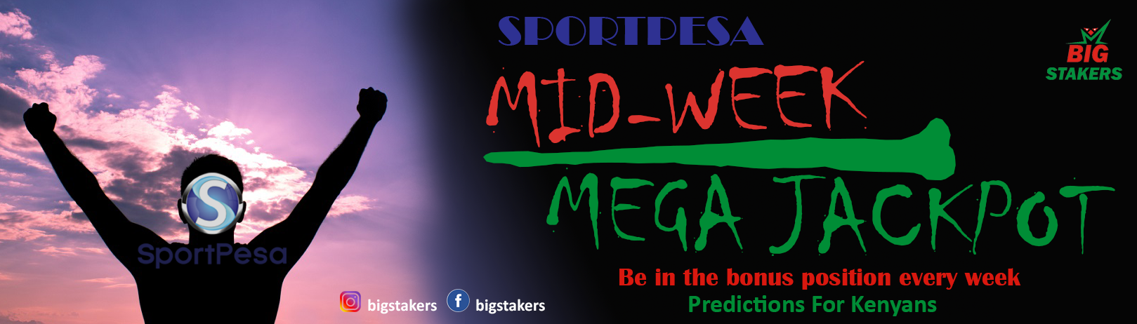 BIG STAKERS - FOOTBALL PREDICTION WEBSITE